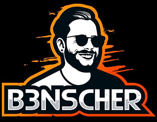 Die offizielle Seite von b3nscher - Live auf Twitch von Mo-Fr ab 18 Uhr.